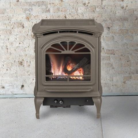 Heat-n-Glo Tiara-Petite Gas Stove