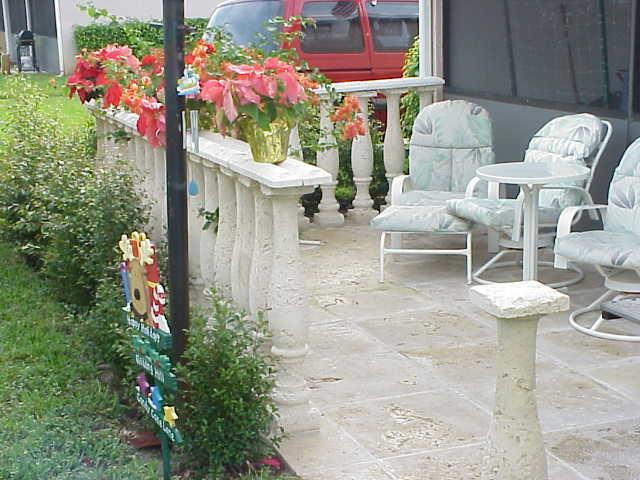 balusters, handrails, balustrade system
