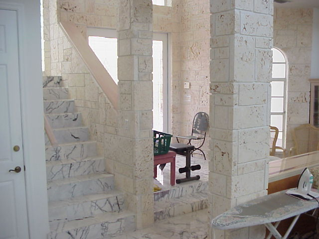 natural stone veneer, random ashlar pattern, Stoneman Inc.