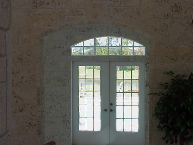 natural stone veneer, random ashlar pattern, Stoneman Inc.
